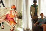 Thí sinh Asia's Next Top Model hóa thân cô đào Hollywood
