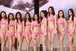 Hoa hậu Quốc tế người Hoa 2013 tranh tài vòng áo tắm