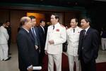 Bộ trưởng Trần Đại Quang: Chống buôn lậu phải bằng hành động