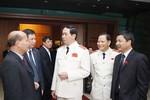 Lực lượng CAND đóng góp tích cực vào thành công của Kỳ họp Quốc hội
