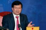 """Bộ trưởng Trịnh Đình Dũng: Đầu tư công, tránh """"tranh công, đổ lỗi"""""""