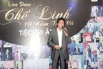 Chế Linh kể chuyện mở karaoke đầu tiên tại Mỹ để 'học tiếng Việt'