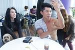 Cặp đôi Trương Nhi - Lương Bằng Quang 'xăm hình' lên án nạn hôi của