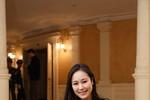 Hoa hậu Ngô Phương Lan tái xuất sau đám cưới với bạn trai Tây