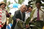 7 bức hình hiếm hoi lần cuối cùng về thăm Quảng Bình của Đại tướng