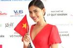 Á hậu 2007 Trương Thị May được cấp phép thi Miss Universe 2013