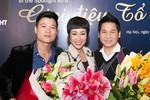 Uyên Linh 'lấn sân' nhạc đỏ sau scandal với Cao Thái Sơn