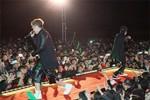Yanbi và Mr.T hát tục trên sân khấu: Cục Nghệ thuật biểu diễn vào cuộc