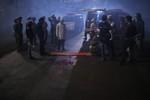 Clip hậu trường phim kinh dị tại biệt thự 'ma' ở Đà Lạt
