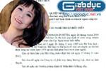 Độc quyền: Bằng chứng Ánh Tuyết bác vụ album nhạc vàng chưa cấp phép