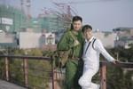 Long Nhật bất ngờ cùng 'chồng' tấn công showbiz sau thời gian im ắng