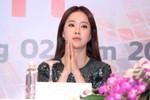 Diva Hàn Quốc Baek Ji Young sang Việt Nam tìm 'Ngôi sao Việt'