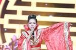 Mặc áo Trung Quốc hát quan họ, Hà Linh lọt top Bài hát yêu thích