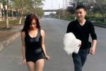 BTC Hoa hậu VN lên tiếng về thí sinh bị loại vì clip 'lột đồ'