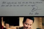 Nghệ sĩ Việt viết thư tay mừng ngày Báo chí Cách mạng Việt Nam
