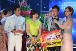 'Hot boy mắt hí' đăng quang Ngôi sao Việt 2014, ẵm 7,5 tỷ đồng