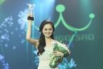Cô gái giảm 10 kg trong 2 tháng đăng quang Miss Ngôi Sao