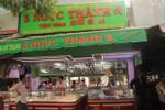 TP.HCM: Người dân đuổi bắt tên cướp tiệm vàng giữa chợ