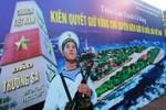 Tranh cổ động chủ quyền biên giới và biển đảo Việt Nam