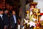 Bộ trưởng Hoàng Tuấn Anh nói gì về lễ hội xuân sau 4 chuyến thực tế