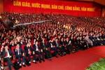 Đã bầu Đoàn chủ tịch, thông qua quy chế bầu cử tại Đại hội 12 của Đảng