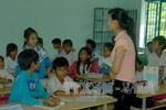 Quảng Ngãi chuẩn bị thi tuyển dụng trên 1600 giáo viên