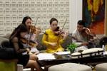 Anh tài nhạc cổ điển hội tụ ngày tuyển chọn nghệ sỹ của Sun Symphony Orchestra