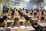 Bậc tiểu học nên bố trí học 9 buổi/tuần