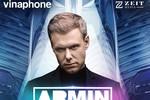 VinaPhone mang huyền thoại nhạc Trance – Armin Van Buuren trở lại Việt Nam