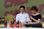 Chin-su đồng hành cùng lễ hội ẩm thực và giải trí quốc tế năm 2017