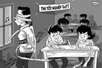 Kết quả học tập phụ thuộc vào chỗ ngồi và giám thị coi thi