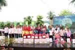 """Chủ tịch BRG Group Nguyễn Thị Nga: """"Đồng hành cùng Golf Tiền Phong Championship"""