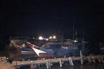 Các tỉnh ven biển phía Nam lo lắng đón bão Tembin