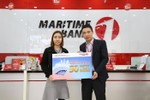 """Bất ngờ nhận chuyến du lịch Mỹ """"cực chất"""" khi mở thẻ tín dụng Maritime Bank Visa"""