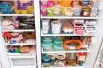 Những cách đơn giản để giữ tủ lạnh luôn sạch sẽ trong ngày Tết