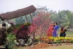 Khám phá lễ hội Xuân ba miền trong dịp Tết Nguyên đán 2018