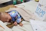 Hỗ trợ mổ tim miễn phí cứu bé 3 tháng tuổi