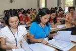 Phúc khảo biến trượt thành thủ khoa thì phải xem xét kỉ luật ban giám khảo
