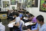 Nhiều học sinh chịu thiệt thòi khi dự thi các môn năng khiếu