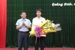 Nguyễn Thế Quỳnh được tặng Huân chương lao động hạng Ba  