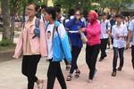 Nhiều thí sinh kêu khó phần làm Văn thi vào Trường Chuyên Võ Nguyên Giáp