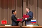 Hợp tác Việt Nam và Liên bang Nga trong lĩnh vực dầu khí tiếp tục được củng cố