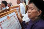 Chủ tịch nước tặng thưởng nhân dịp 71 năm Ngày Thương binh-Liệt sĩ
