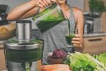 4 bí quyết nước ép xanh để giảm cân