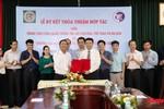 Trung tâm Công nghệ thông tin và Trường Đại học Công nghệ ký kết hợp tác