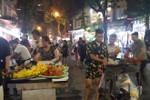 Hà Nội chấn chỉnh tình trạng lộn xộn tại phố đi bộ hồ Hoàn Kiếm