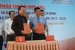 Quảng Ngãi ký kết thỏa thuận hợp tác về giáo dục với thành phố Hồ Chí Minh