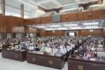 Vinamilk đồng hành tổ chức mừng thọ và chăm sóc sức khỏe cho 1000 người cao tuổi