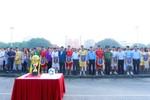Giải bóng đá học sinh trung phổ thông Hà Nội 2018 chính thức khai mạc