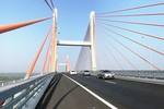 Cầu Bạch Đằng vẫn đảm bảo an toàn chịu lực